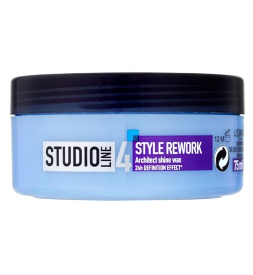 L'Oréal Studio Line Rework Architect Wax 75ml