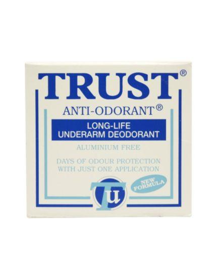 Trust Anti-Odourant Cream Deodorant 15g