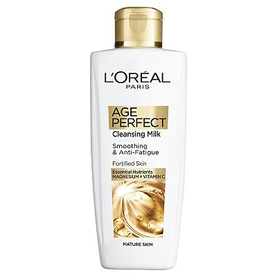 L'Oral Dermo-Expertise Age Perfect Smoothing Cleansing Milk 200ml