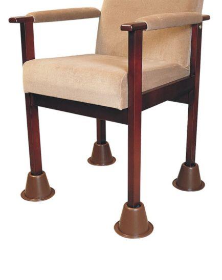 HomecraftStackable Cones Chair Raisers 9cm - Set of 4