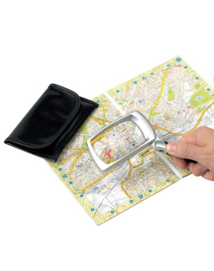 Homecraft Folding LED Rectangular Magnifier