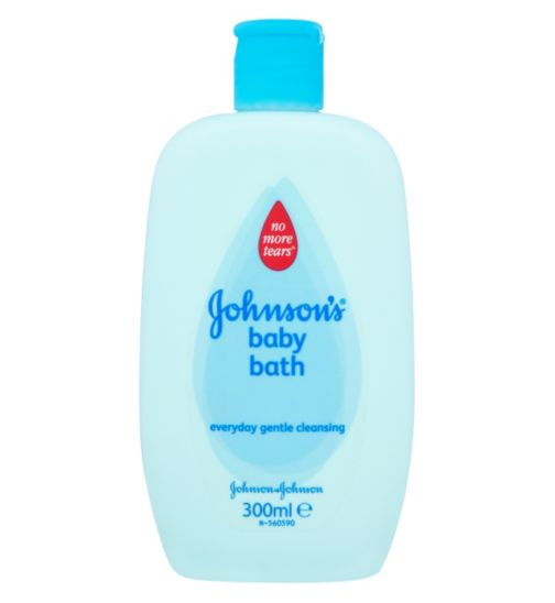 Johnson's Baby Bath - 1 x 300ml