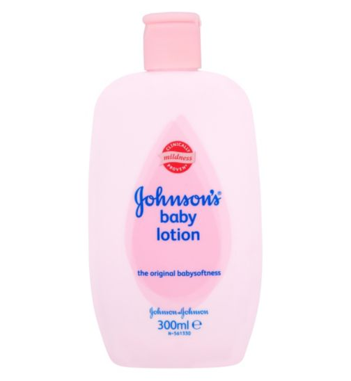 Johnson's Baby Lotion - 1 x 300ml
