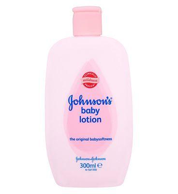 Johnsons Baby Lotion  1 x 300ml