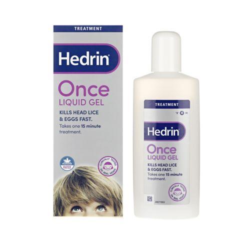 Hedrin Liquid Gel - 250ml