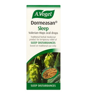 Image of A.Vogel Dormeasan Valerian-Hops Oral Drops - 50 ml