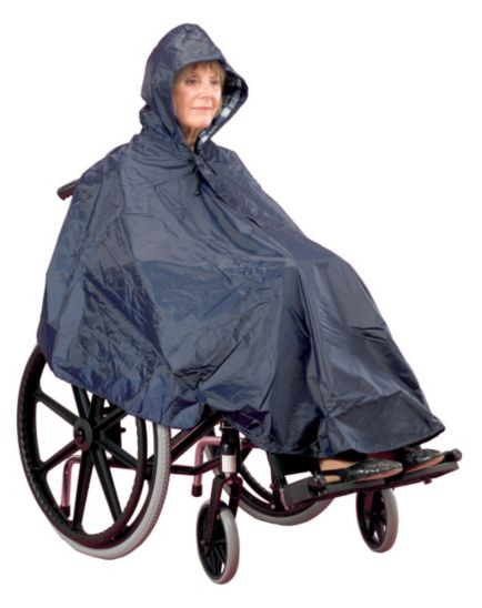 Homecraft Deluxe Wheelchair Poncho