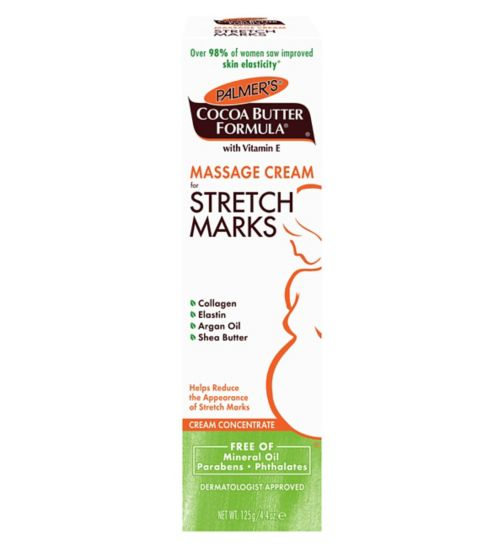 Palmer's Cocoa Butter Formula Massage Cream For Stretch Marks - 1 x 125g