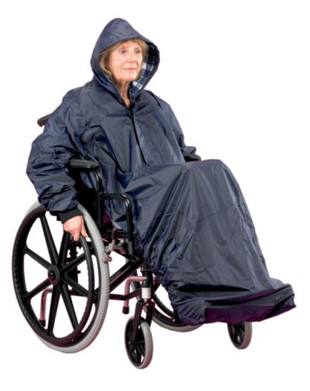 Homecraft Deluxe Wheelchair Mac with Sleeves