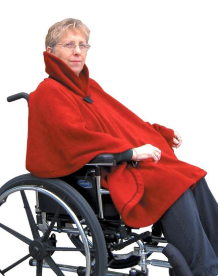 Homecraft Wheelchair Contoured Shawl
