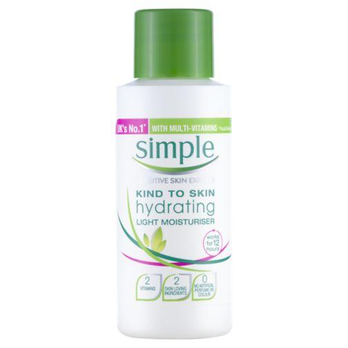 Simple Kind to Skin Hydrating Light Moisturiser 50ml