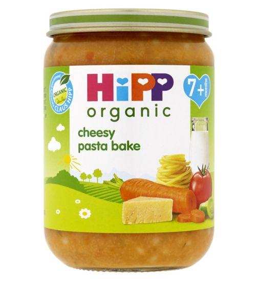 HiPP Organic Cheesy Pasta Bake 7+ Months 190g