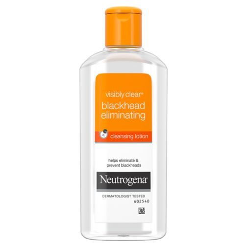 Neutrogena Visibly Clear Blackhead Eliminating Cleansing Lotion