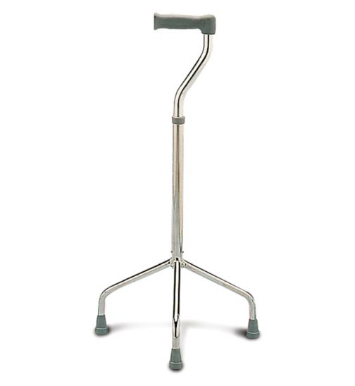 Homecraft Wide Base Walking Stick - Small Based Quad