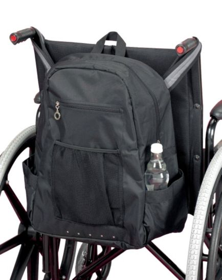 Homecraft Deluxe Wheelchair Bag
