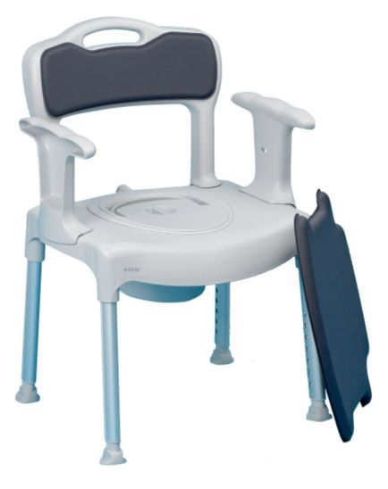 Homecraft Etac Swift Commode Chair