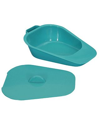 Homecraft Selina Slipper Bed Pan - Green