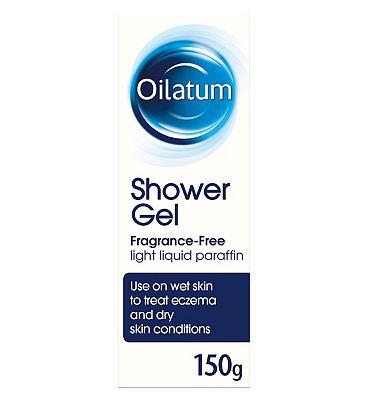 Oilatum Fragrance Free Shower Gel 150g