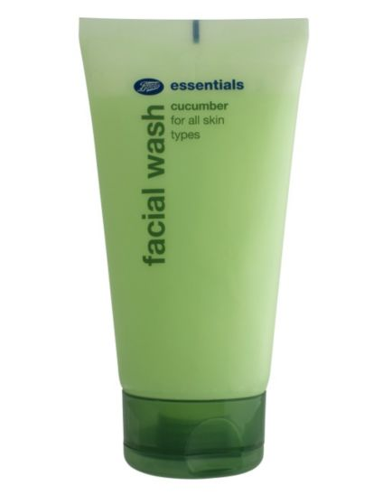 Boots Essentials Cucumber Facial Wash 150ml