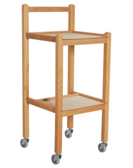Homecraft Newstead Trolley Compact with Large Castors