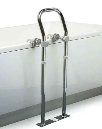 Homecraft Swedish Bathrail Chrome