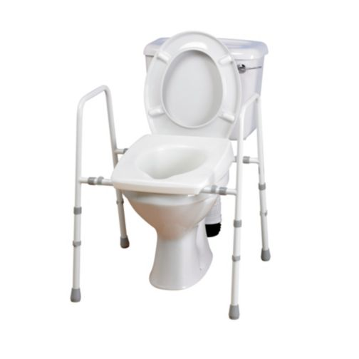 Homecraft Adjustable Stirling Toilet Frame