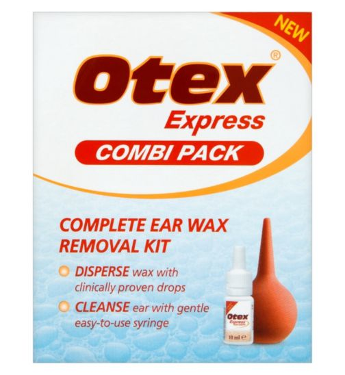 Otex Express Combi Pack -10ml