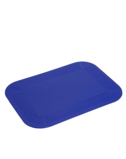 Homecraft Dycem Non Slip Rectangular Pad Blue - 35 x 25cm