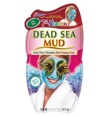 Montagne Jeunesse 7th Heaven Dead Sea Mud Pac Mask 20g