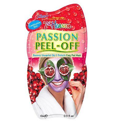 Montagne Jeunesse 7th Heaven Passion Peel Off Mask 10ml