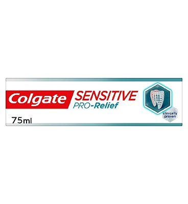 Colgate Sensitive Pro-Relief Toothpaste 75ml