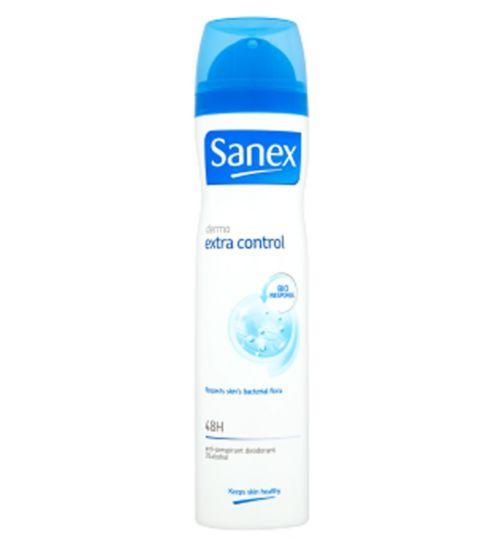 Sanex Dermo Extra Control Deodorant 250ml