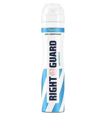 Right Guard Women Total Defence 5 Invisible Power 48H Anti-Perspirant Deodorant 250ml