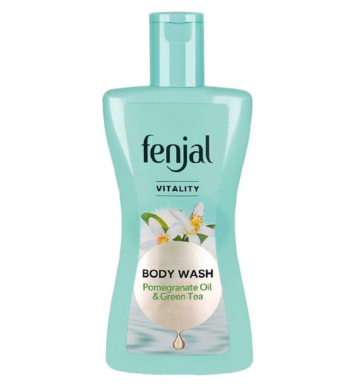 Fenjal Vitality revitalising Body Wash