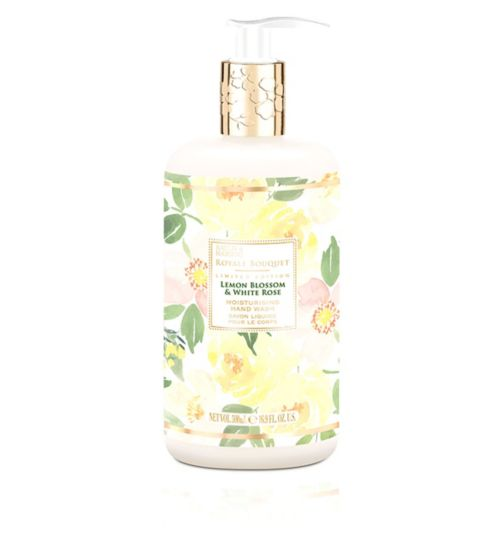Baylis & Harding Lemon Blossom & White Rose Hand Wash 500ml