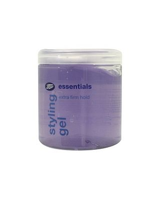 Boots Essentials Extra Firm Hold Gel