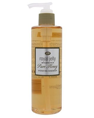 Boots Royal Jelly hand wash