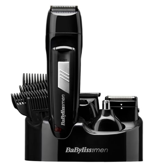 BaByliss for Men 10 in 1 Grooming Kit