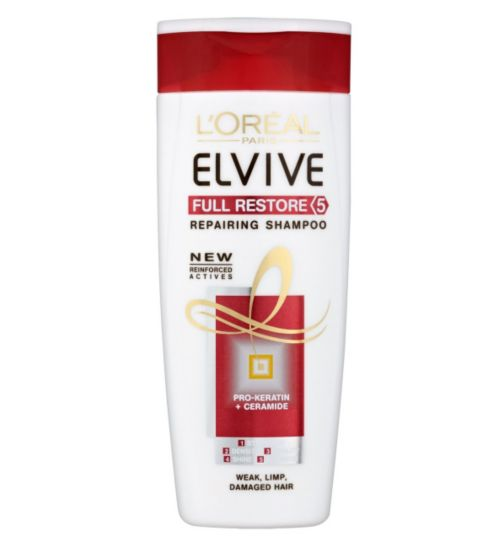 L'Oréal Elvive Full Restore 5 Shampoo 250ml