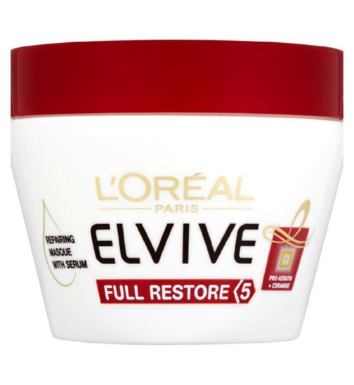 L'Oréal Elvive Full Restore 5 Mask 300ml