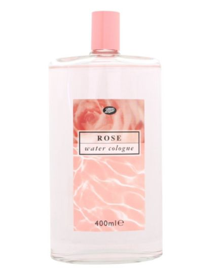 Boots Rose Water Cologne 400ml