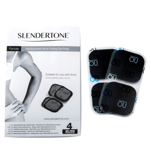 Slendertone Women's Arms Replacement Pads