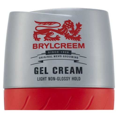 Brylcreem Gel Cream Light Non-Greasy Hold 150ml