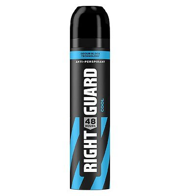 Right Guard Cool Deodorant Spray 250ml