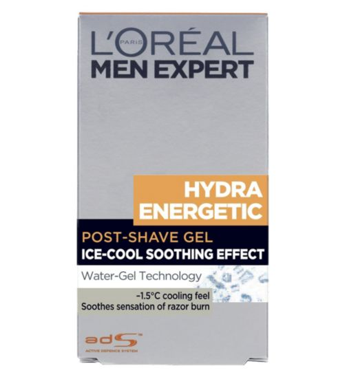 <p>L'Oreal Men Expert Hydra Energetic Post-Shave Balm Gel 100ml</p><br />