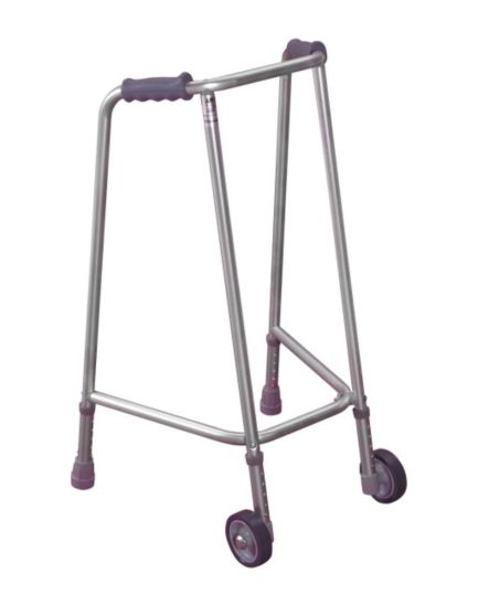 <p>Homecraft Narrow Wheeled Walking Frame</p>