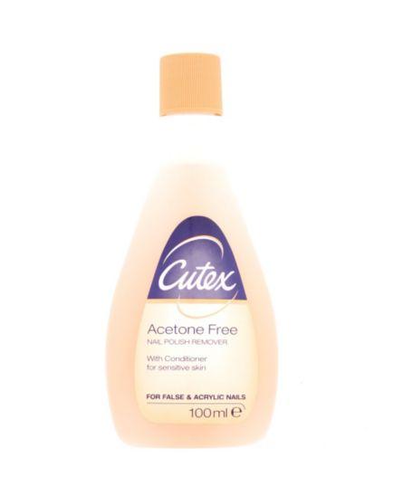 Cutex® Acetone Free Nail Polish Remover