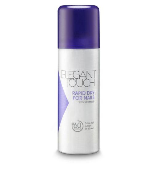 Elegant Touch Rapid Dry Spray