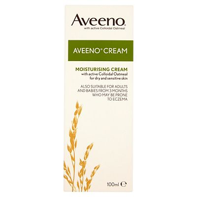 Aveeno Cream with Natural Colloidal Oatmeal 100ml