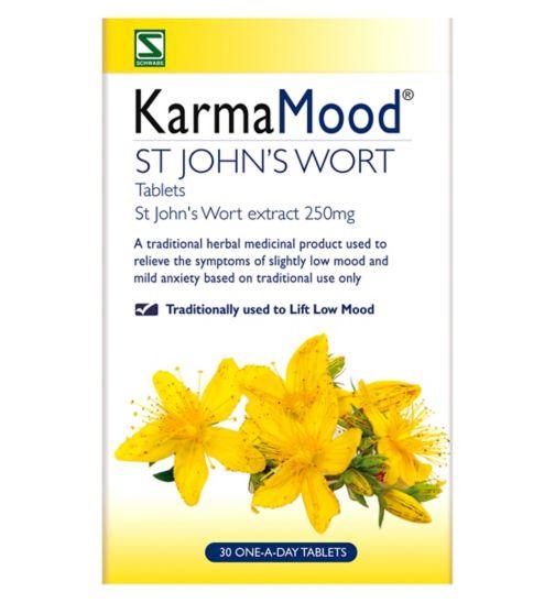 Schwabe Karma Mood 250mg 30s